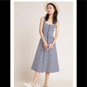 Dress, 2p, Anthropologie (seen worn kept)